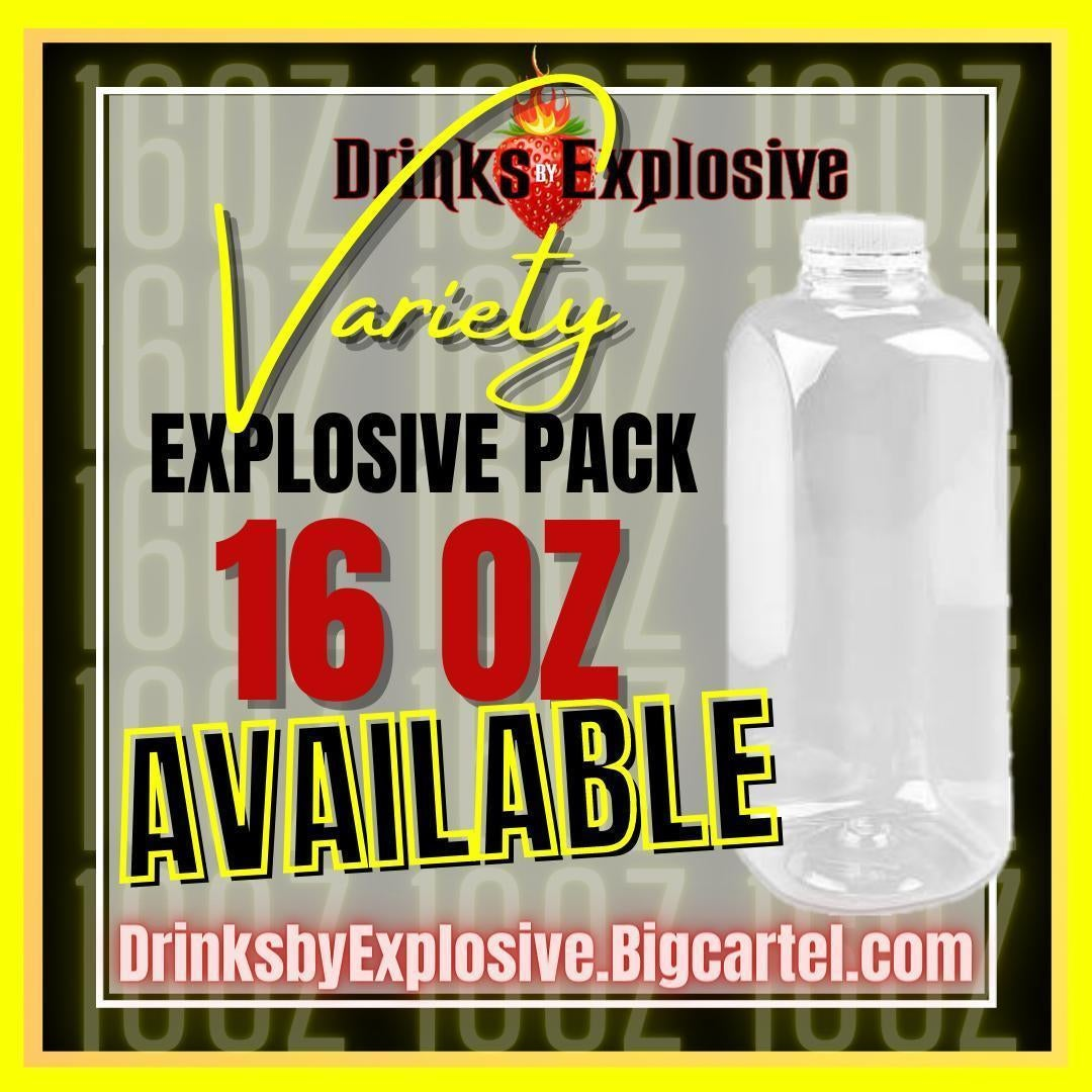 Image of Explosive's Liquid Gold Variety 6 Pack
