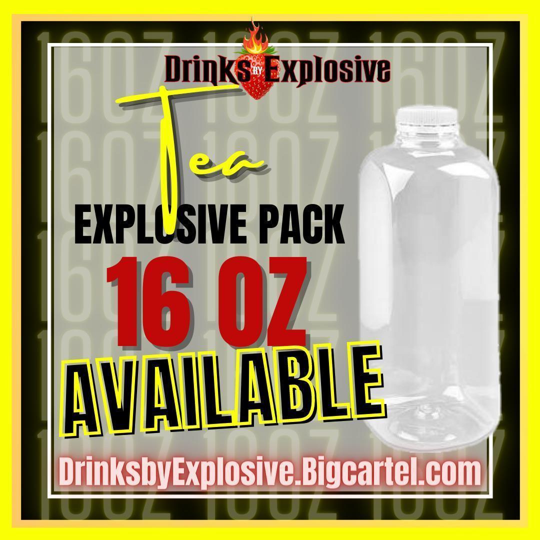 Image of  Explosive's Liquid Gold Tea 6 Pack