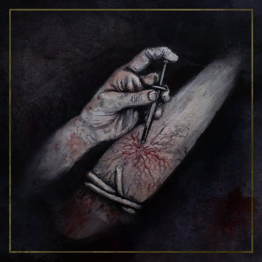 "Image of Murmur ""Mainlining the Lugubrious"" LP *IMPORT*"