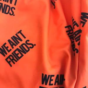 Image of WAF Orange (Drawstring Shorts)