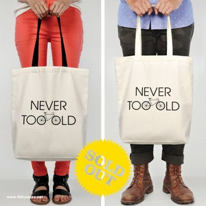 Image of 17 - NEVER TOO OLD