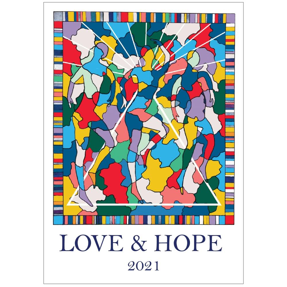 Image of Love & Hope | Glastonbury 2021