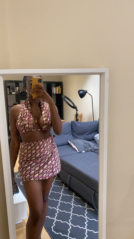 Image of ACCRA TWO PIECE