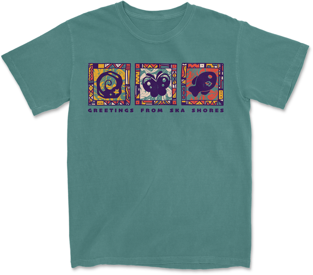 Image of Greetings from Ska Shores | T-Shirt