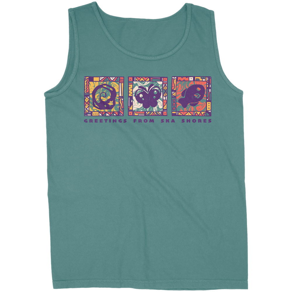 Image of Greetings from Ska Shores   Tank Top (PREORDER - SHIPPING IN JUNE)