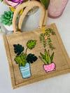 Crazy Plant Lady Bag