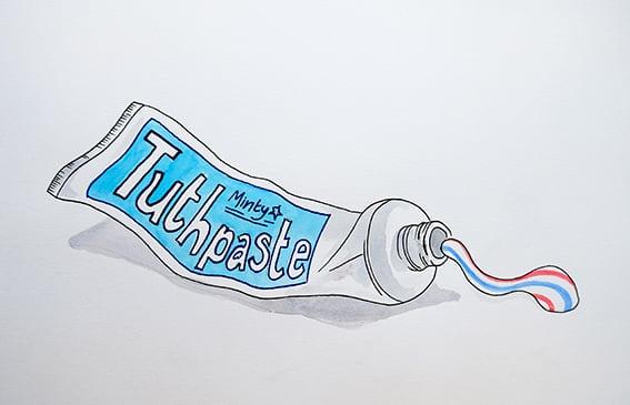 Image of Tuthpaste