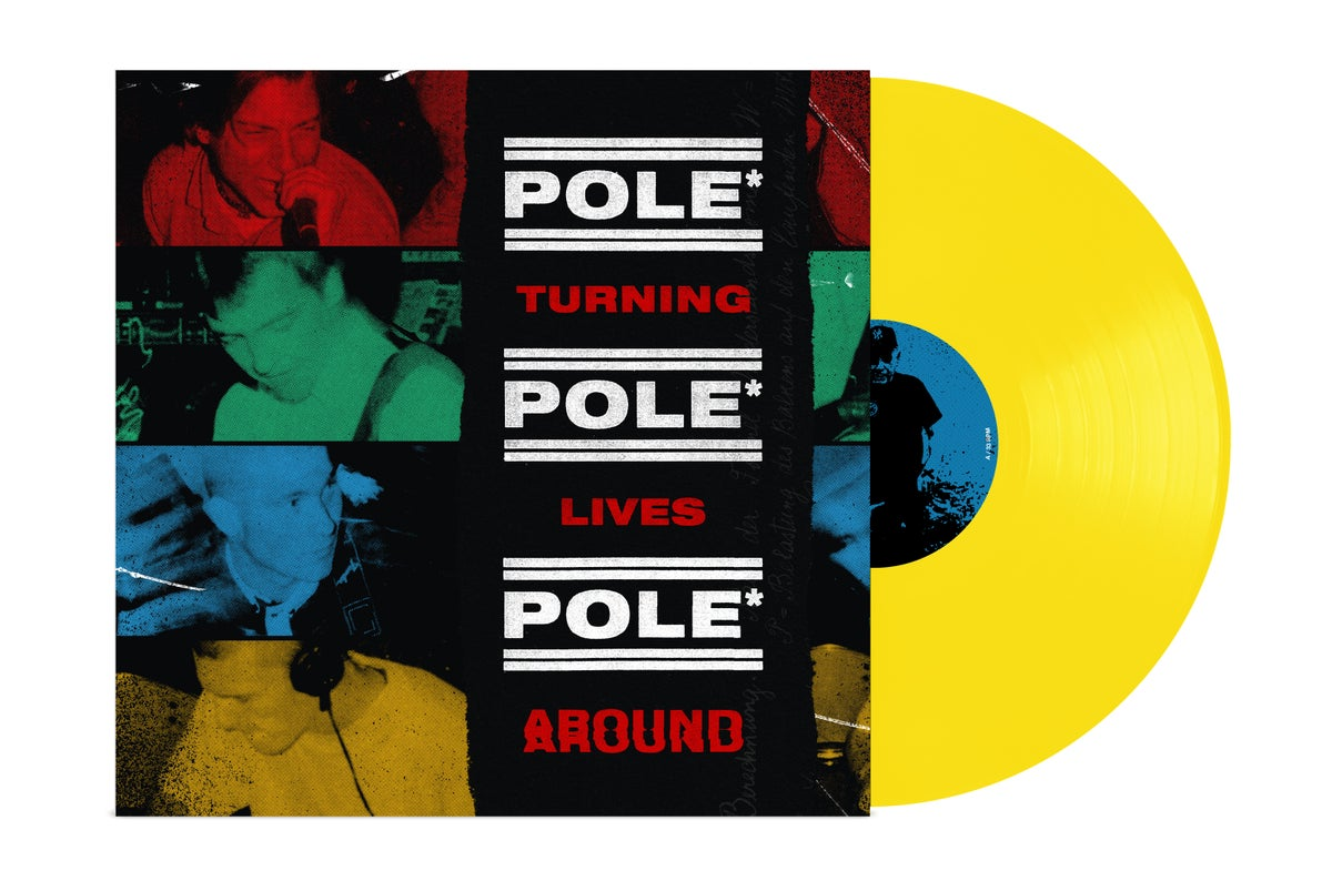 Image of Pole* - Turning Lives Around - LP (PRE-ORDER)