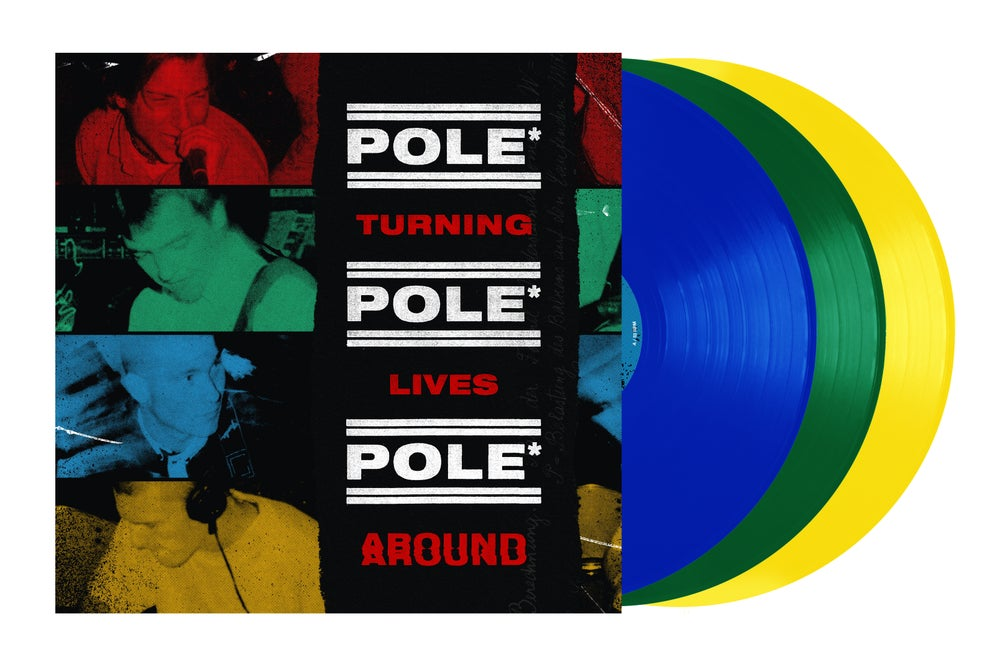 Image of Pole* - Turning Lives Around - LP Bundle (PRE-ORDER)