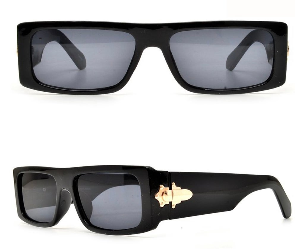 Image of Unisex Gold Link Shades