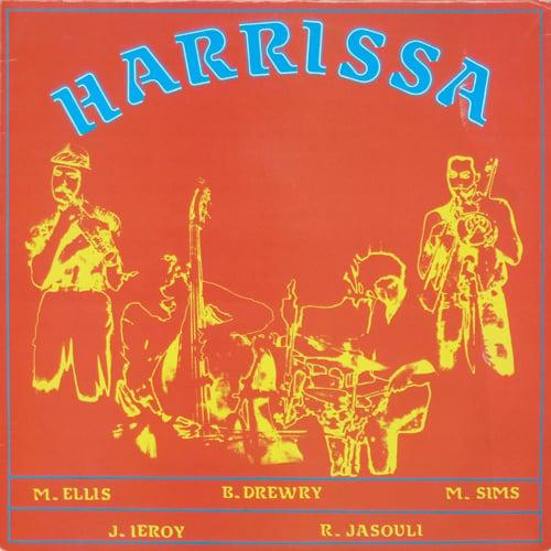 Harrissa - Harrissa (Acoustic Life Records - 1984)
