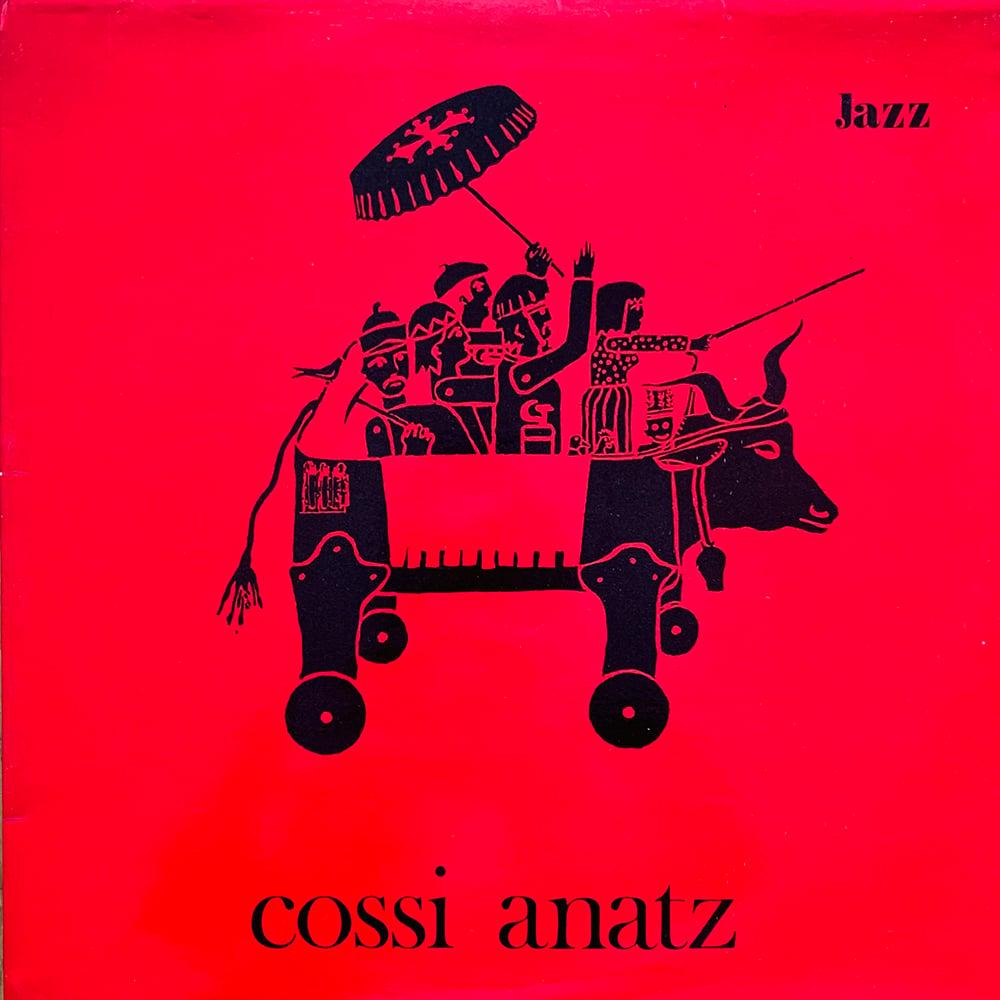 Cossi Anatz - Jazz Afro-Occitan (Disques Vendémiaire - 1979)