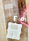 Little Cottage Pop Ups Embossing Plate