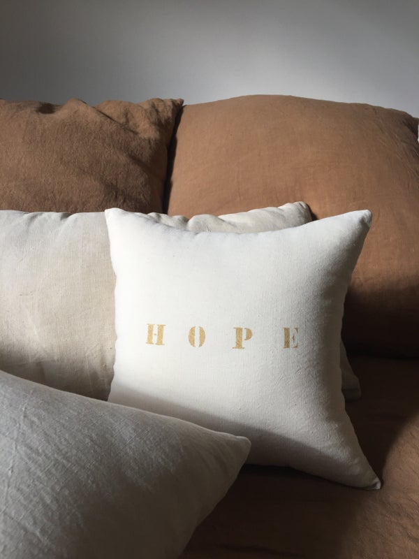 Image of Coussin HOPE or