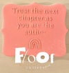 Your Story Pop Ups Embossing Plate