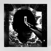 """Image of GOODBYE WORLD """"AT DEATH'S DOOR: ABOMINATION"""" LP TEST PRESS"""
