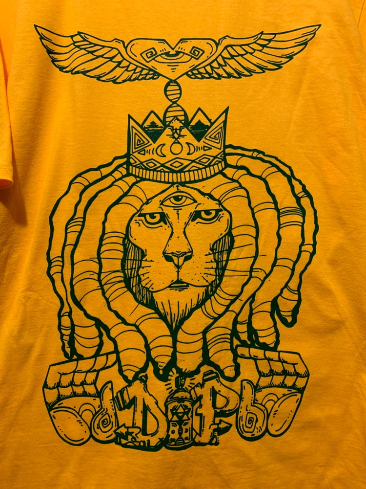 Image of Dread Lion T-shirt