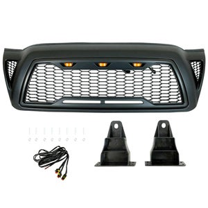 Image of Mesh Raptor Style Grille for 2ND GEN 2005-2011 Toyota Tacoma