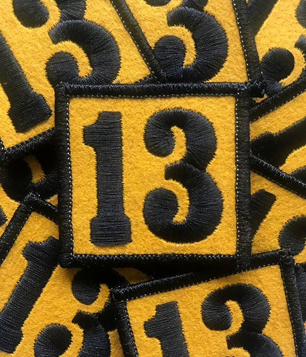 Image of 13 Patch