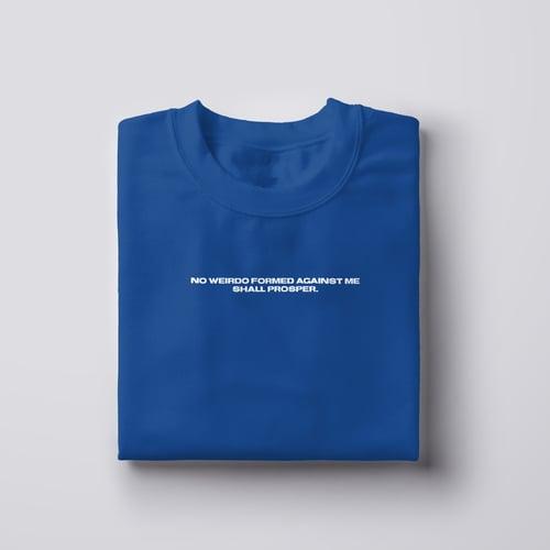 Image of No Weirdo Formed Against Me (T-Shirt)