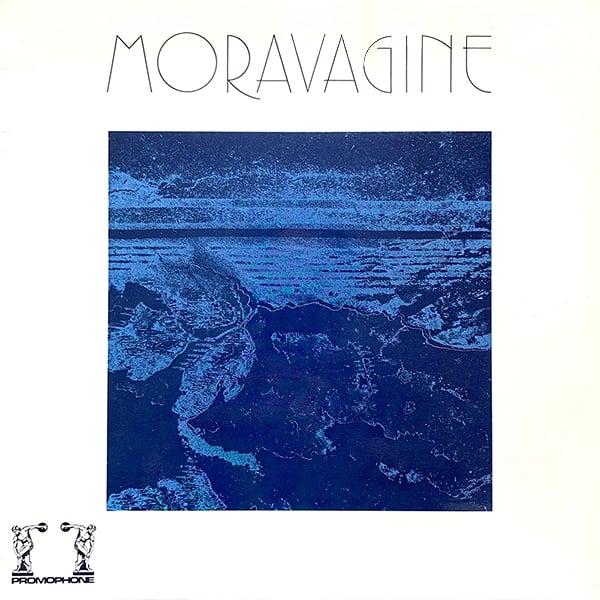 Moravagine - Moravagine (Promophone - 1976)