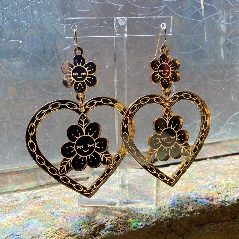 Image of Good Days Earrings