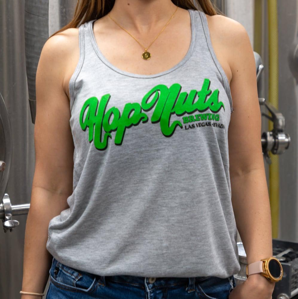 Image of Hop Nuts Brewing Ladies Tank Top