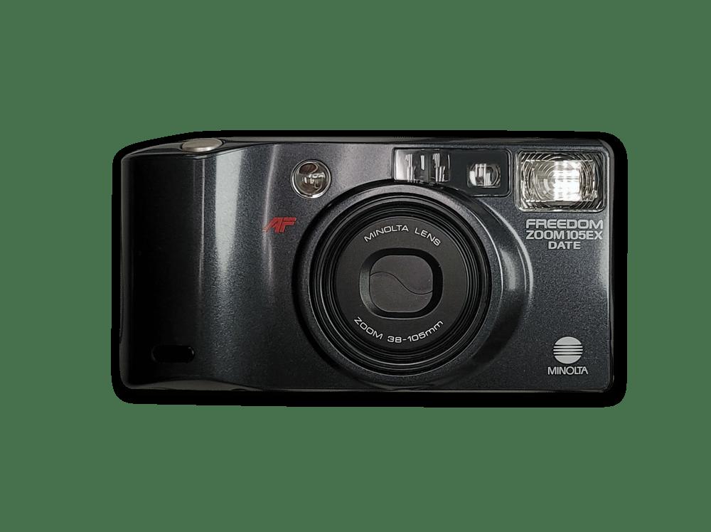 Image of Minolta Freedom Zoom 105 EX DATE