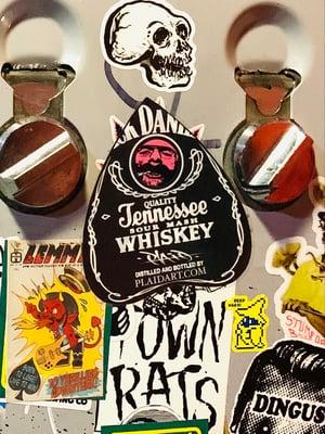That's the booze talking (sticker)