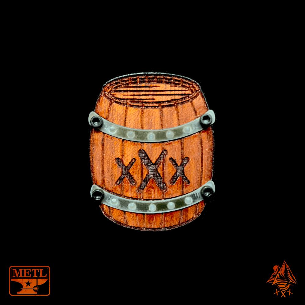Image of Mini Barrel
