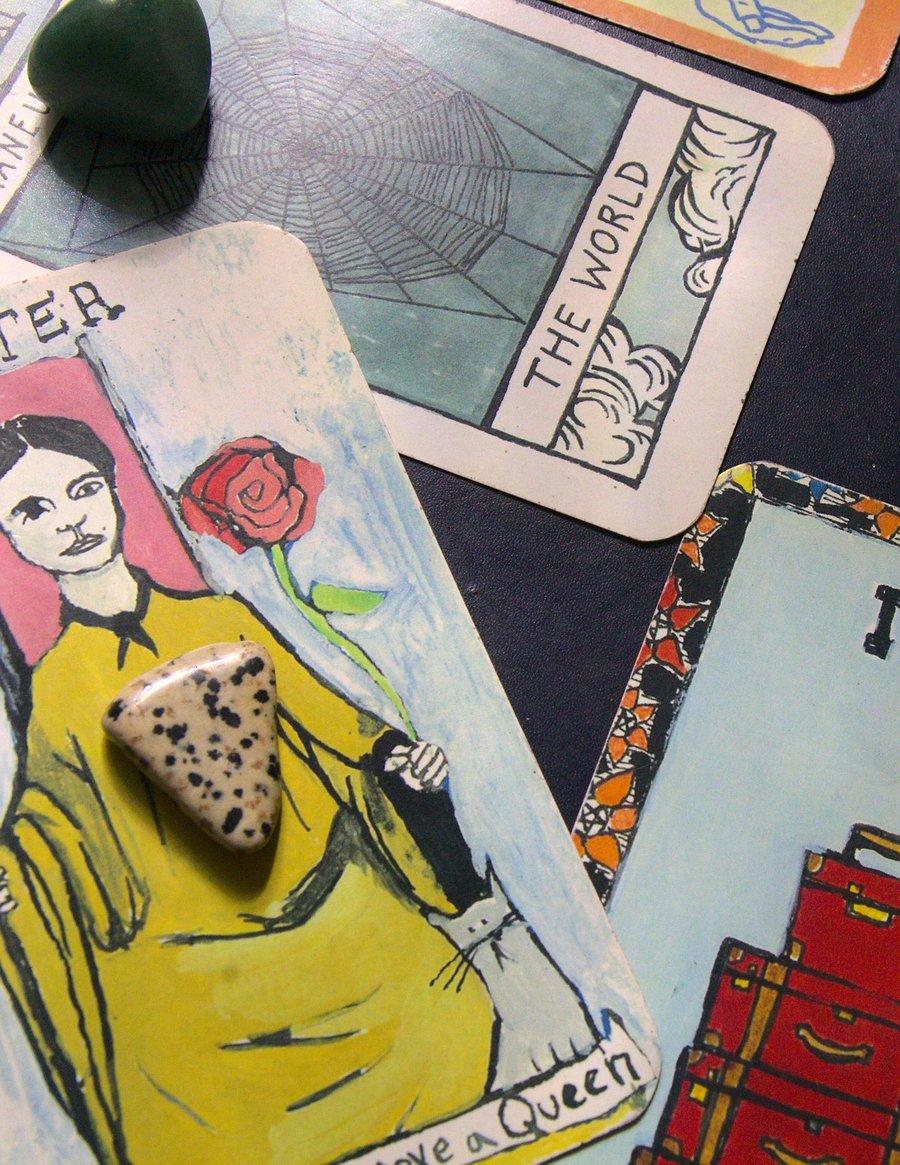 Image of Tarot Reading