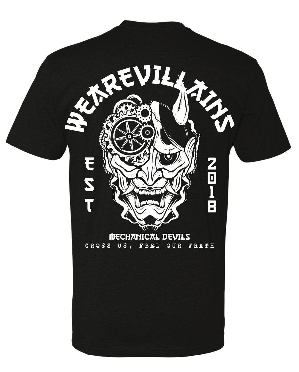 MECHANICAL DEVILS