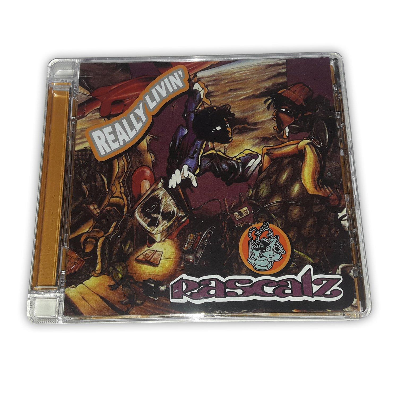Image of Rascalz - Really Livin' CD