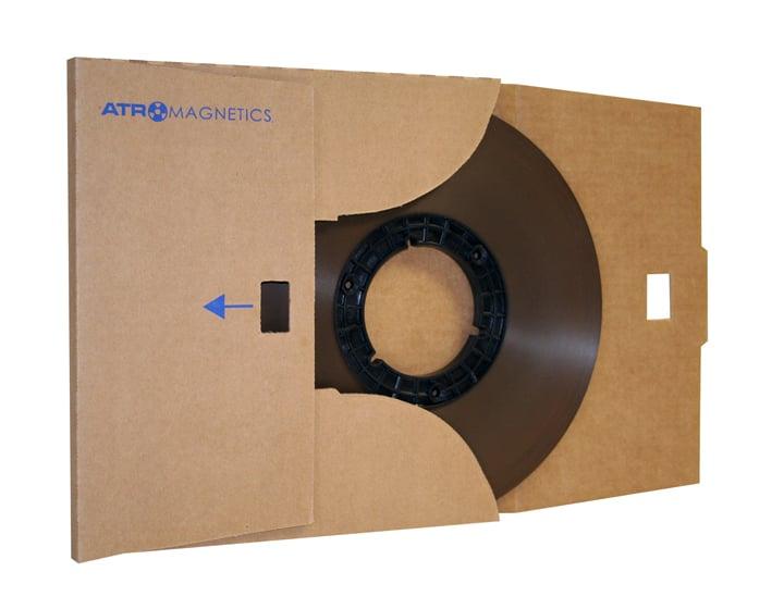 "Image of ATR MDS-36 40907P 1/4"" x 3600' on 10.5"" Hub in Cardboard Sleeve"
