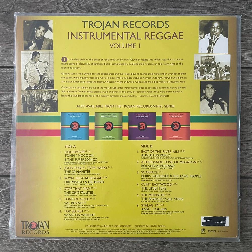Image of Trojan Records - Instrumental Reggae Vinyl LP