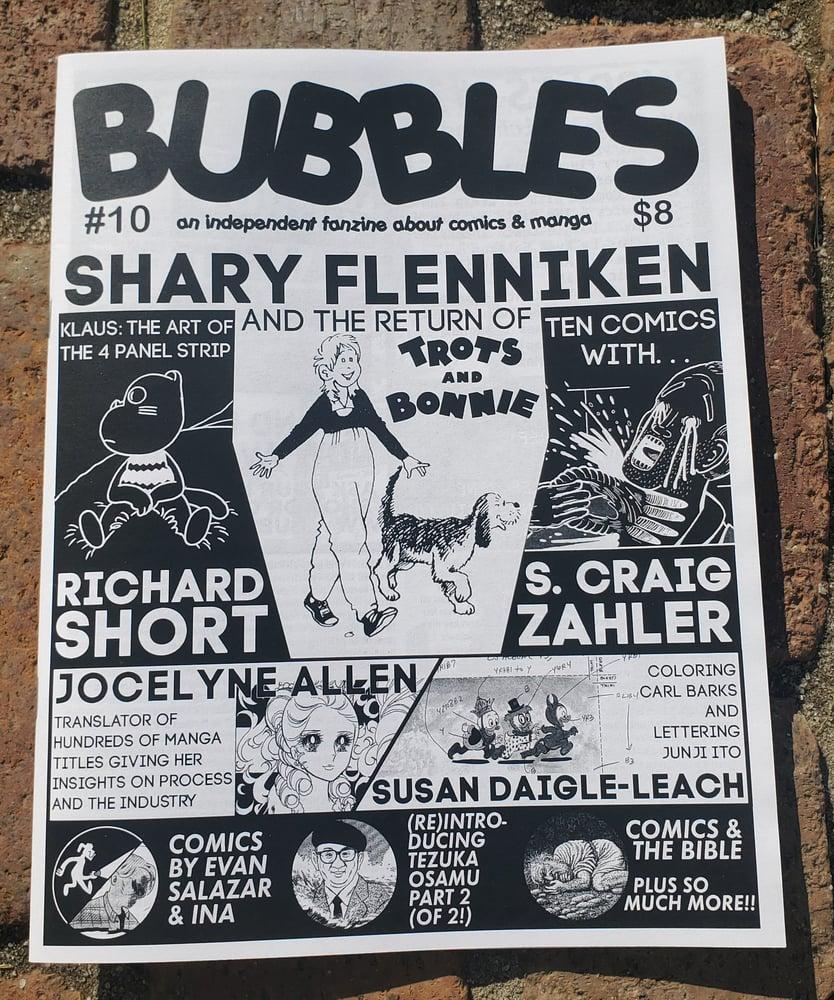 Image of Bubbles #10
