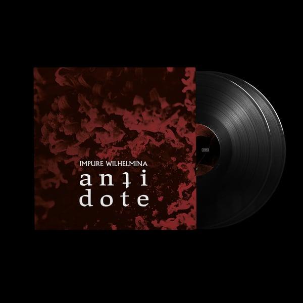 Image of Antidote 2xLP  Black Vinyl