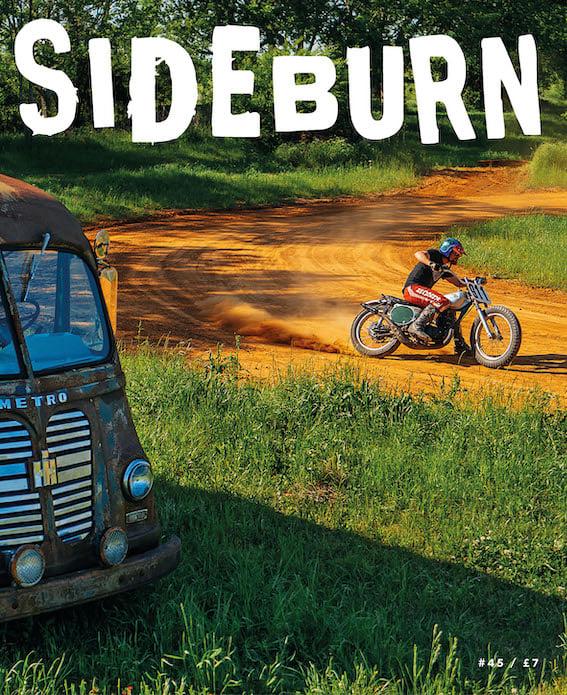 Image of Sideburn 45