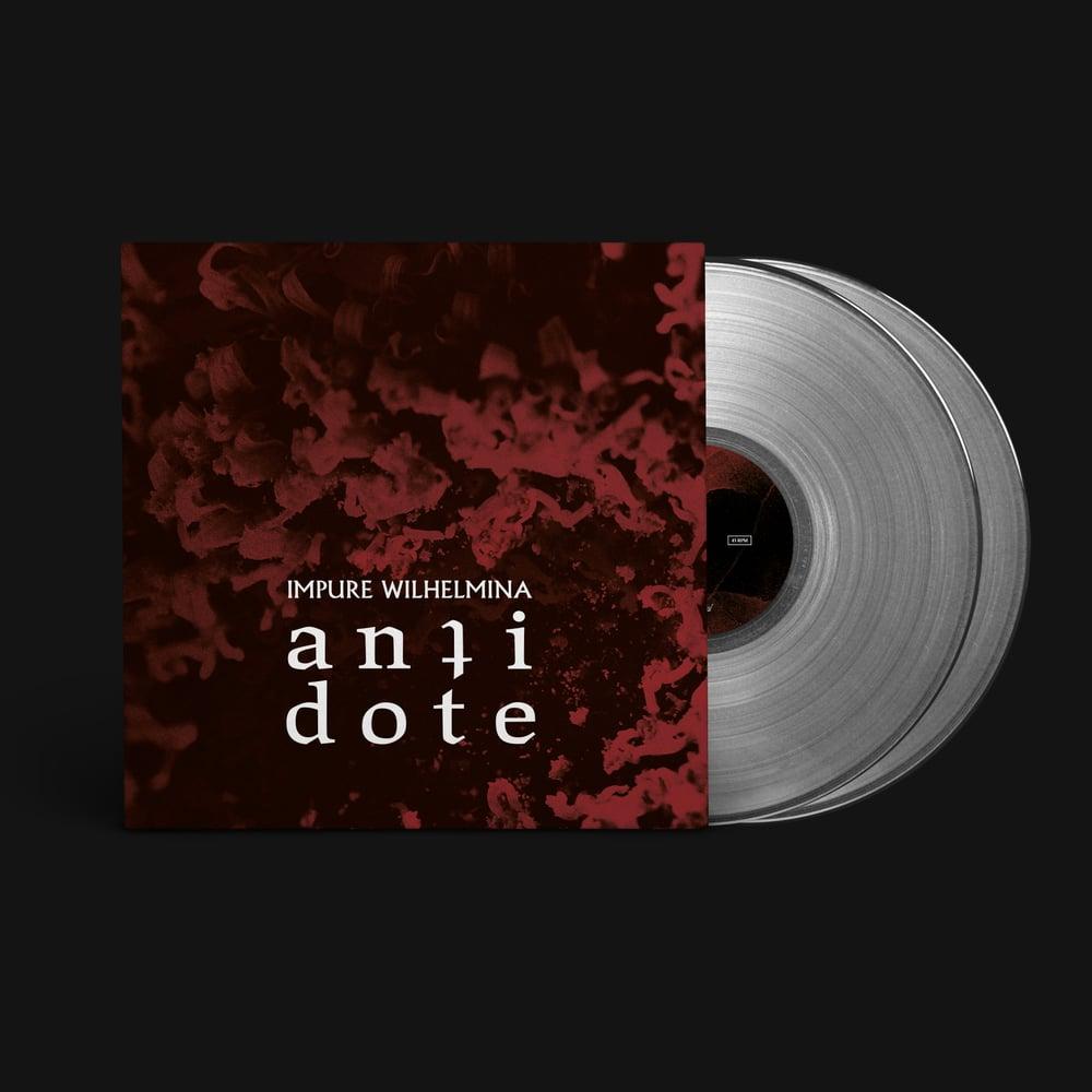 Image of Antidote 2xLP Clear Vinyl