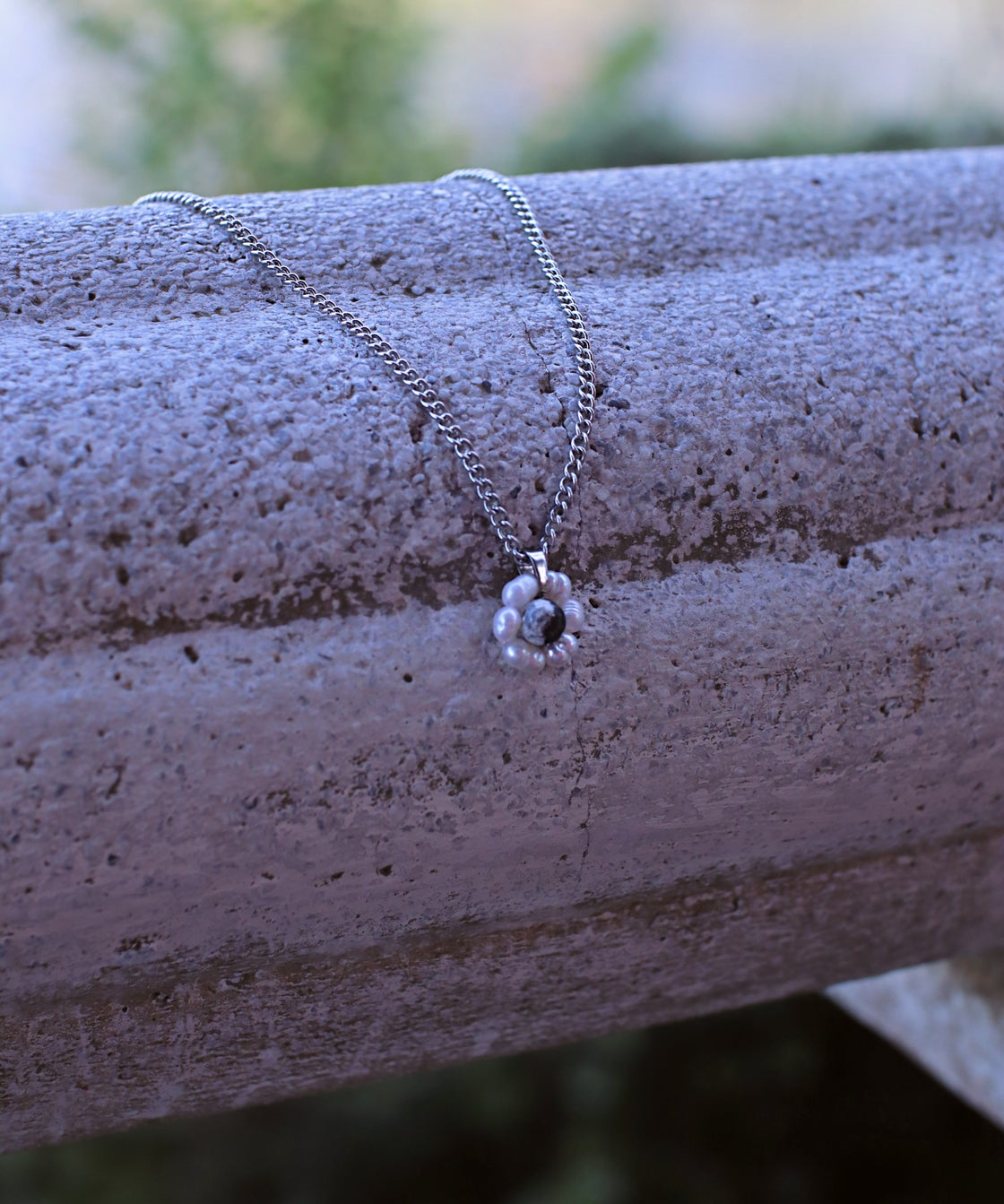 Image of Cows & Rice Necklace