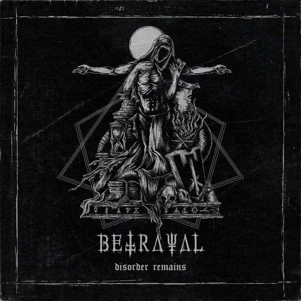 Image of BETRAYAL - Disorder Remains CD / DigiPack