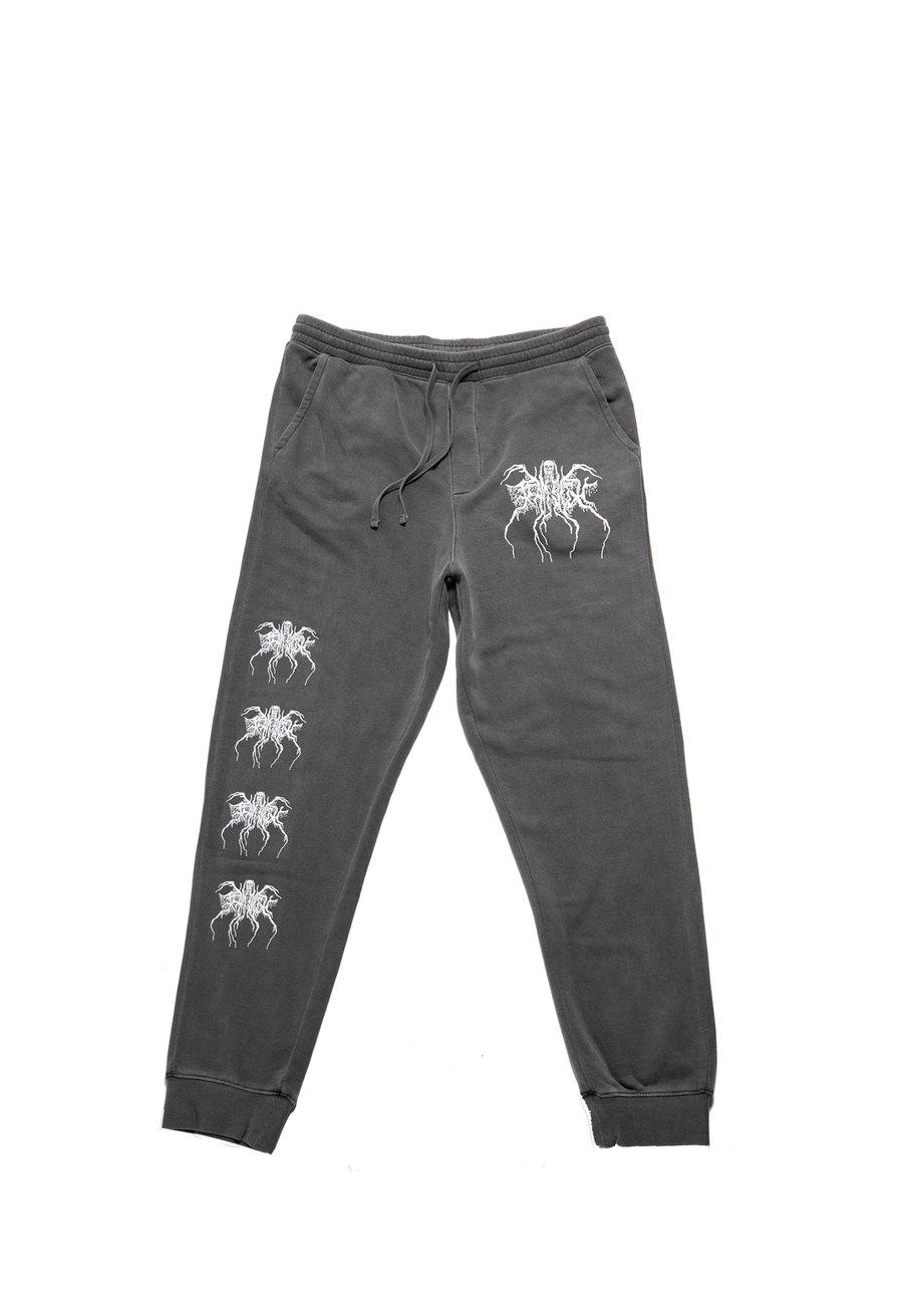 "Image of ""Deadthrone""  sweatpants"