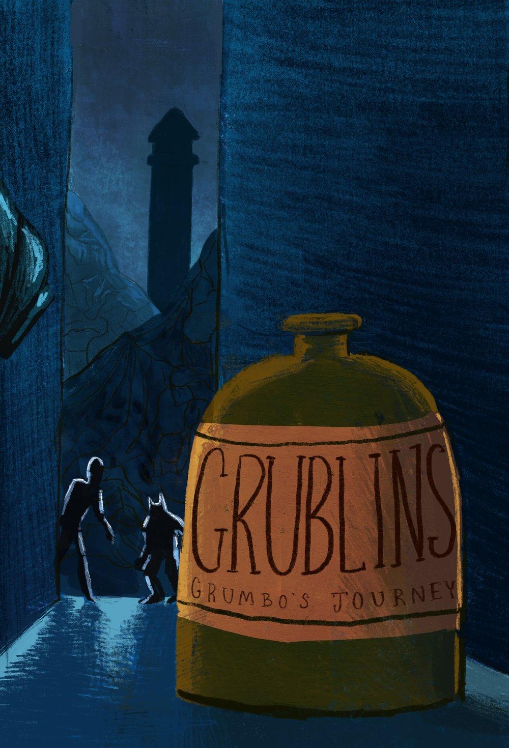 Grublins: Grumbo's Journey