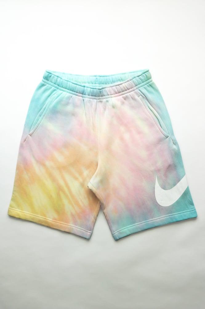 Image of Nike Short Dyed ( Sunset )