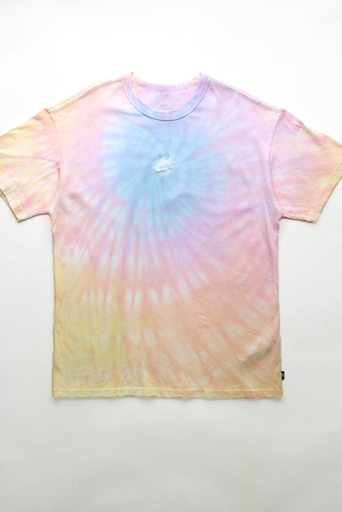 Image of Nike Tee Essential Dyed ( Sunset )