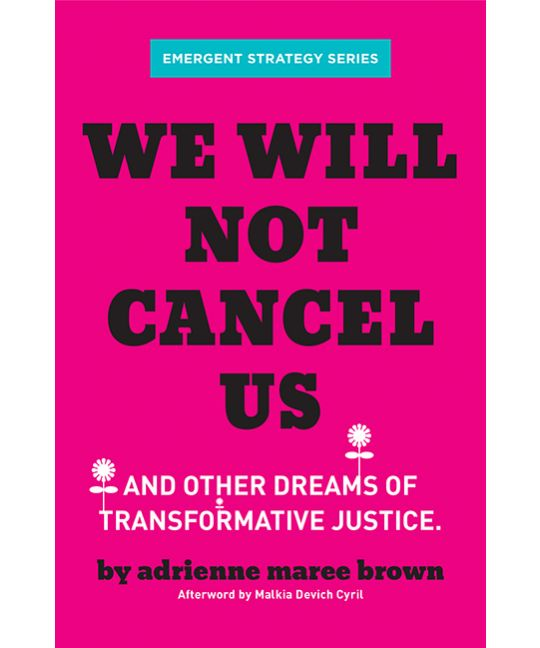 Image of We Will Not Cancel Us