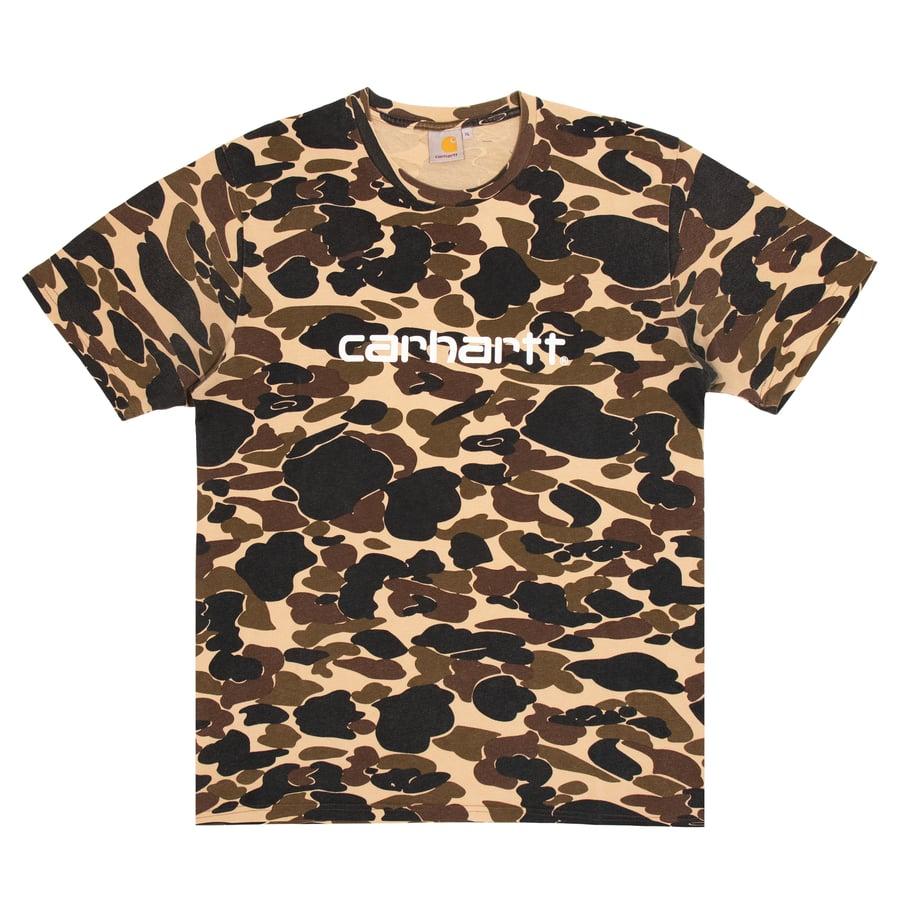 Image of Carhartt Duck Camo T-shirt (XL)