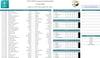 EURO 2020 Tournament Tracker Spreadsheet