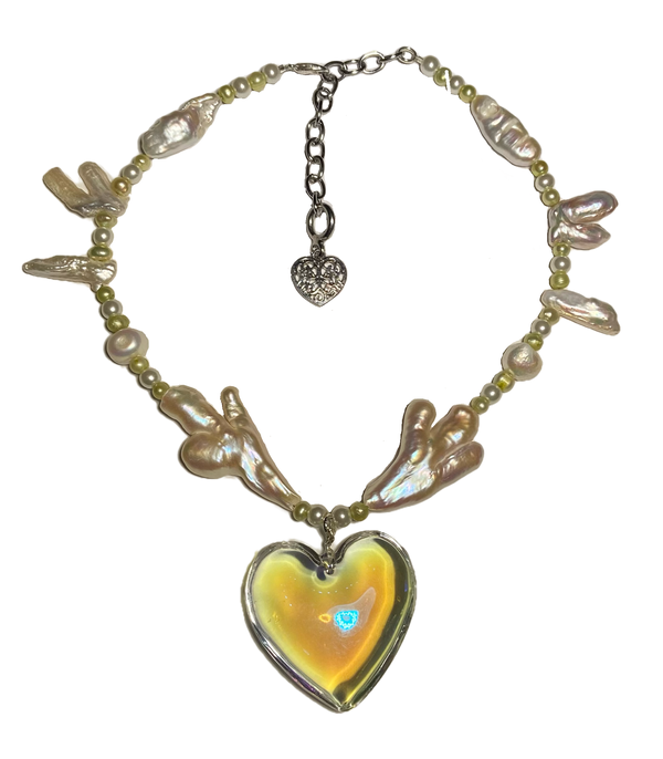 Image of Earth Angel Necklace