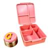 LUNCH BUDD.e Bento Lunch Box - pink
